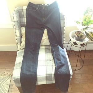 J Brand High waist jeans